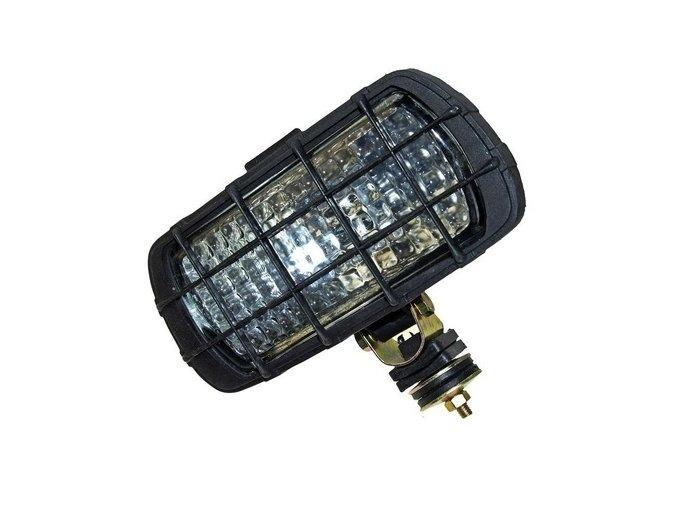 Pracovní světlomet obdélníkový s vypínačem