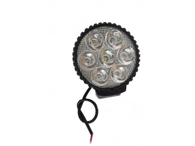 LED pracovní světlomet kruh 40 W