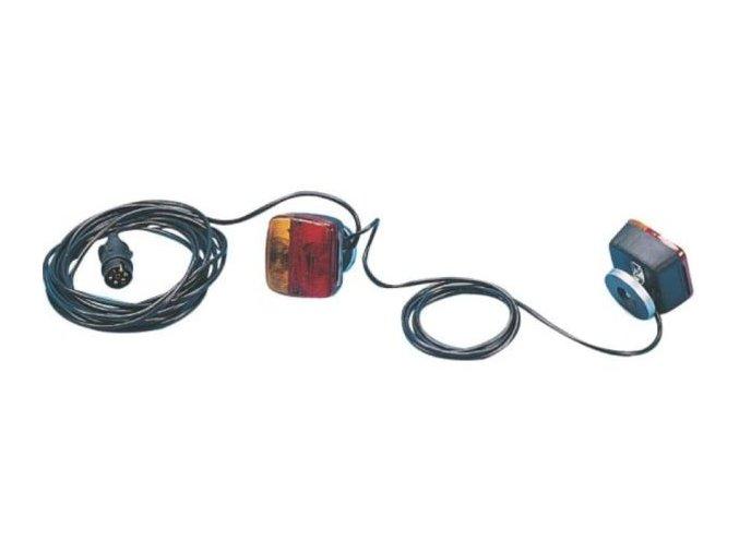 Magnetické osvětlení -  magnetická světla 12V