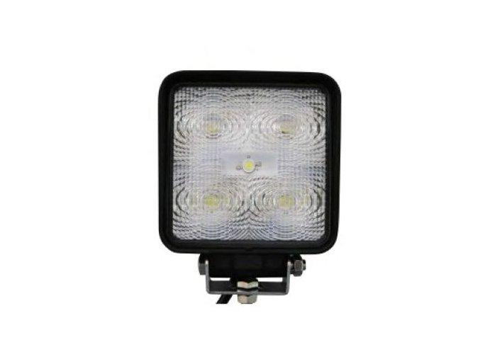 LED pracovní světlomet čtverec 15W