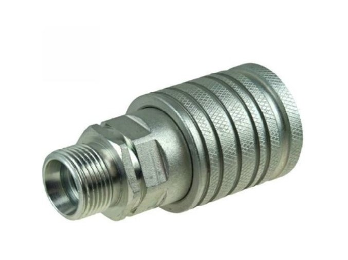 Rychlospojka ISO 12,5 zásuvka M22x1,5 na hadici