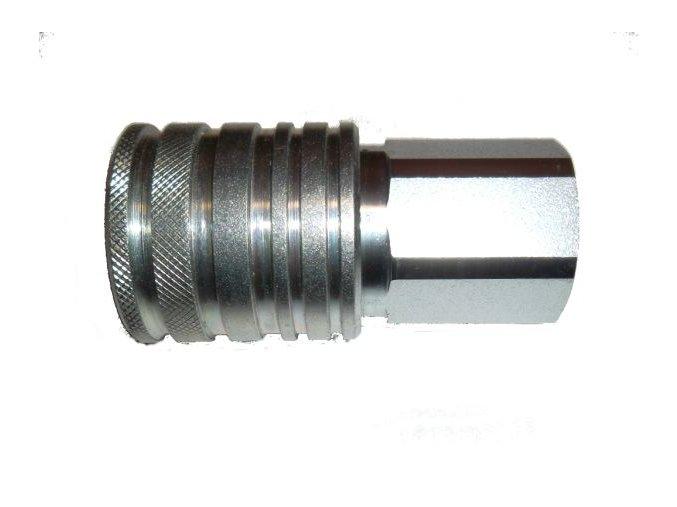 Rychlospojka ISO 12,5 zásuvka, vnitřní závit M18x1,5