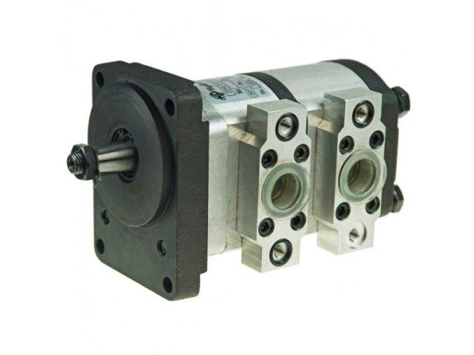 Hydraulické čerpadlo zubové  PH37 CLASS Compact Tnadem 6+11