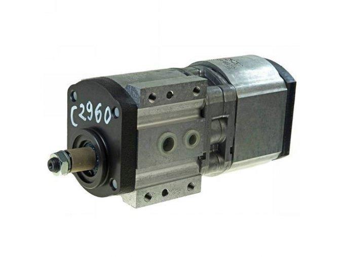 Hydraulické čerpadlo zubové  PH45/B  19+14 CC