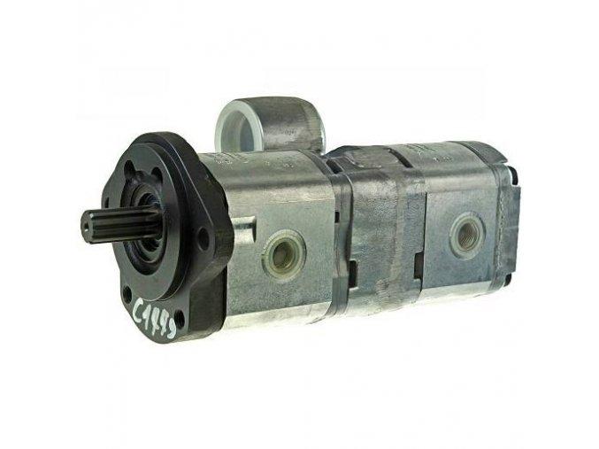 Hydraulické čerpadlo zubové  PH47/B  14+10 CC