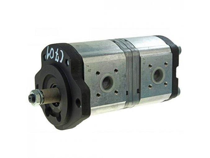 Hydraulické čerpadlo zubové  PH48/B  16+11 CC