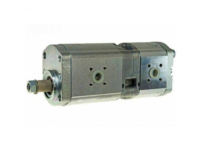 Hydraulické čerpadlo zubové  PH55/B  25+11 CC