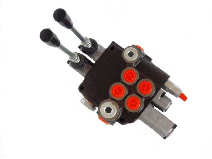 Hydraulický rozvaděč 2/80 s plovoucí polohou