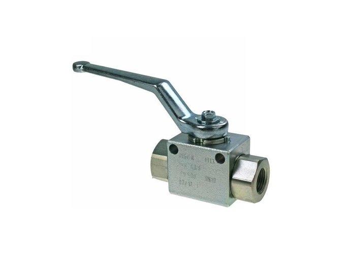 """Kulový ventil uzavírací BKH G3/8"""""""