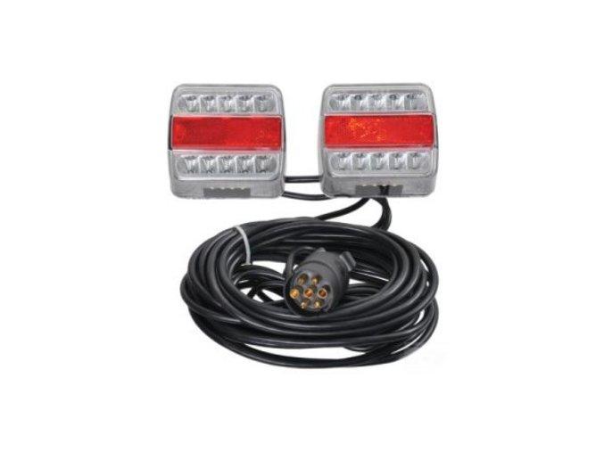 LED magnetické osvětlení -  magnetická světla 12V