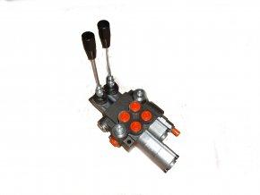 Hydraulický rozvaděč 2/40 aretace, plovoucí poloha