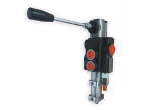 Hydraulický rozvaděč 1/80 pneumaticky ovládaný