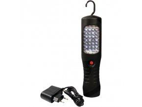 Aku LED svítilna