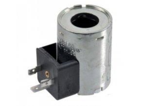 El. cívka 12 V DC hodící se pro 90L hydraulické výhybky