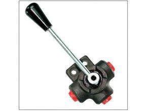 Rotační hydraulický rozvaděč G3/4''