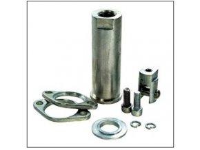 Kryt AL adaptér pro lanovod 40 l/min