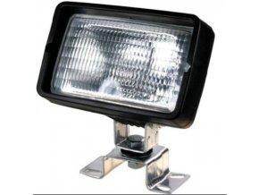 Světlomet H3 12V/55W - obdélník 150 x 95 s žárovkou