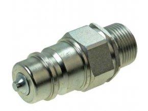 Rychlospojka ISO 12,5 zástrčka M22x1,5 na hadici