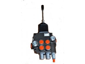 Hydraulický rozvaděč 2/80 s joystickem