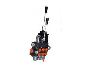 Hydraulický rozvaděč 3/80 s joystickem