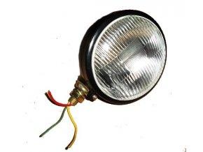 Světlomet - reflektor hlavní levý kov ø 160 mm