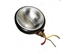 Světlomet - reflektor hlavní pravý kov ø 160 mm