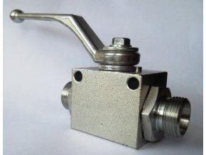 Kulový ventil uzavírací BKH 15L  Dn 12   M22x1,5