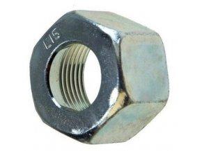 Převlečná matice M-15L  M22x1,5 pozinkovaná
