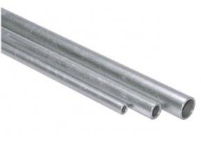 Hydraulická trubka přesná 15x1,5 pozinkovaná 2m