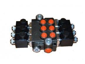 Hydraulický rozvaděč elektricky ovládaný 3/80 24 VDC