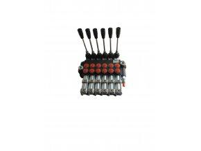 Hydraulický rozvaděč 6/40 pneumaticky ovládaný