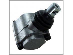 Kryt AL s ovládacím mechanizmem pro rozvaděče 80 l/min