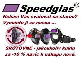 Srotovné Speedglas -10%