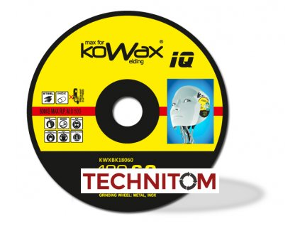 brusny kotouc KOWAX IQ 2v1 180x60