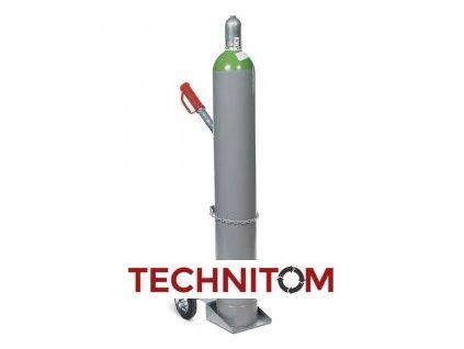 vozik na plynovou lahev