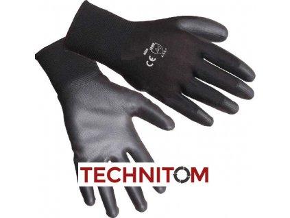 rukavice máčené