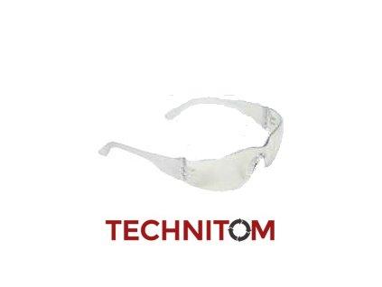 Brýle ESAB ECO - kouřové/čiré/jantarové