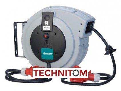 Navíjecí buben s kabelem KAR PRO 400V