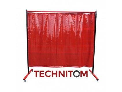 Mobilní stěna s plachtou TransKit