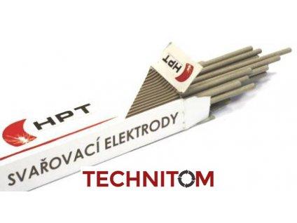 HPT elektroda bazicka