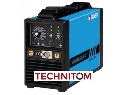 KITin 190 na elektrodu  + 2,5 kg bazických elektrod 2,5mm