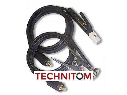 Svařovací kabely pro elektrodu 3m