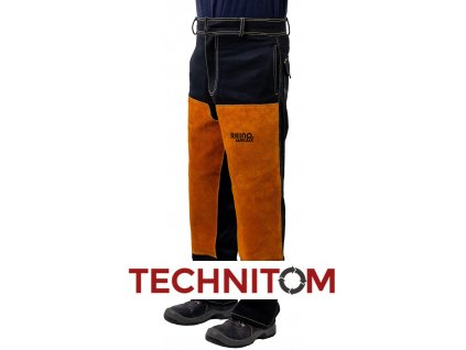 Kalhoty svářečské kombinované