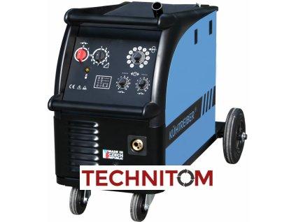 KIT 2400 MIG/MAG  + ZDARMA trubičkový drát a lahev 8l (CO2/Ar)