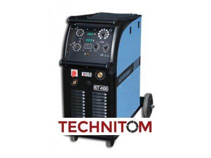 KIT 4100 MIG/MAG  + ZDARMA lahev CO2/Argon nebo hořák 4m