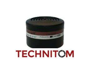 Kanistrové filtry Clean Air kombinované