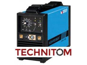 KITin 165 na elektrodu  + 2,5 kg bazických elektrod 2,5mm