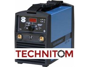 KITin 170 TIG LA na elektrodu a TIG  + 2,5 kg bazických elektrod 2,5mm