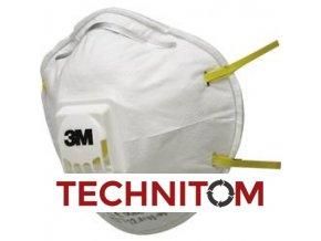 8812 GT500075194 respirator P1 3M