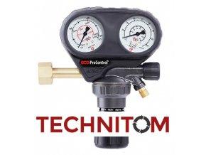 argon CO2 procontrol ventil